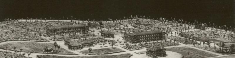 """Toén na """"Expo"""" de Barcelona, 1929"""